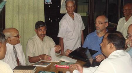 הכשרתי המקצועית בהודו